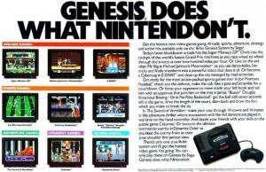 Sega does