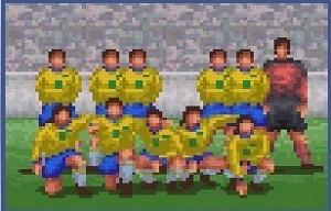 Seleção brasileira de detentos menores de idade com suas identidades protegidas