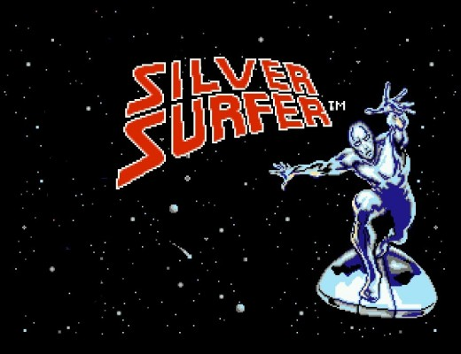 Silver Surfer title