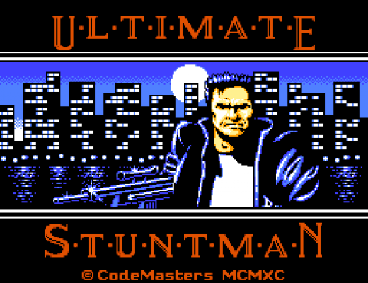 Ultimate Stuntman, The (U) (Unl)