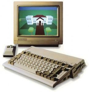 Produzido para nerds, o Amiga nunca chegou a Namorada