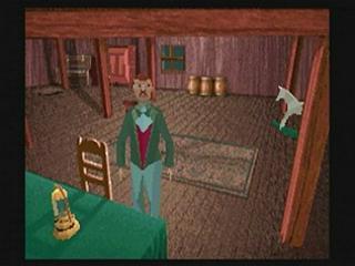 alone in the dark pc 1992