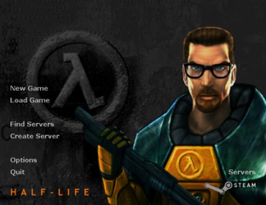 Half-Life title
