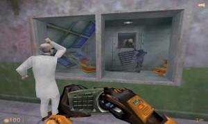 Half-Life vidro