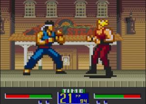Virtua Fighter Game Gear