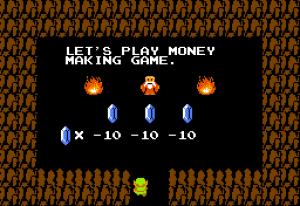 Zelda - grana