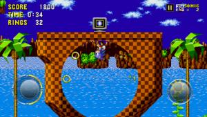 Sonic looping